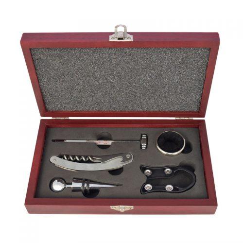 kit-vinho-5-pecas-caixa-retangular-madeira