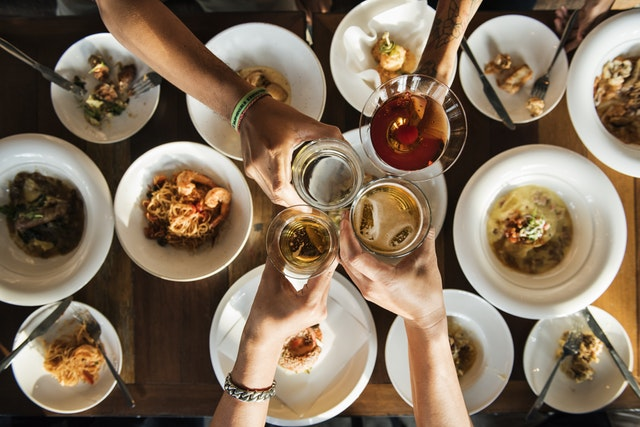 Harmonização de vinhos com alguns pratos